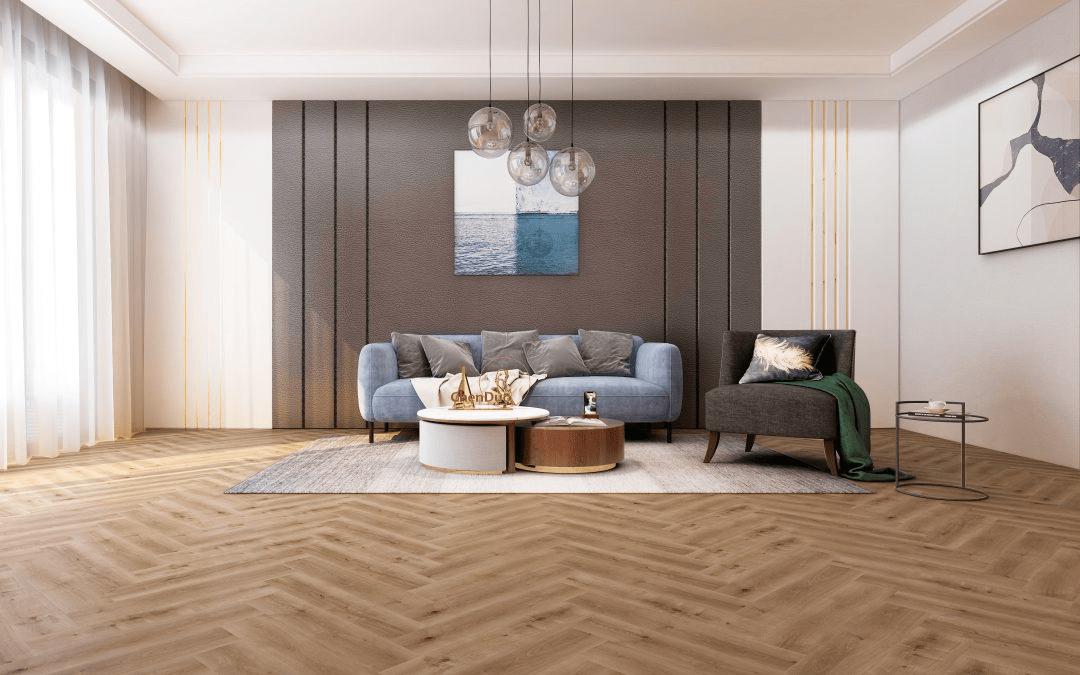 Flooring Mistakes - Herringbone Tiles