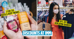 IMM Outlet Stores discounts