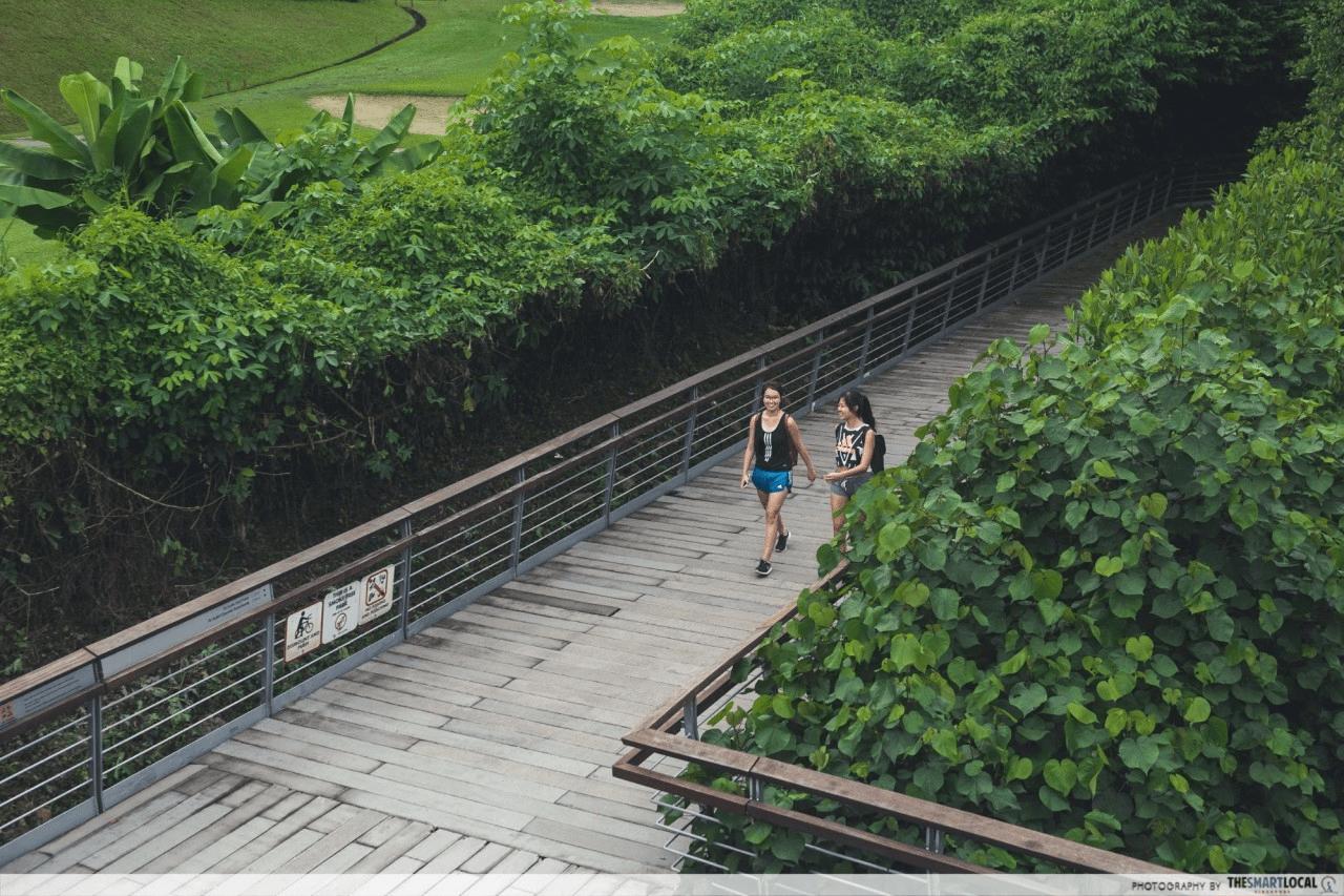 labrador park - trails