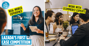 Lazada case competition - cover image