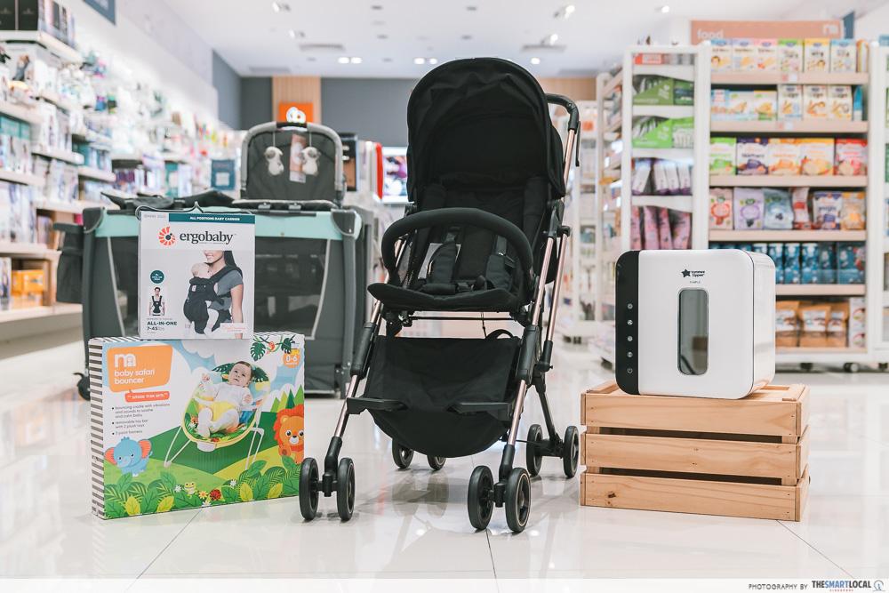 Mothercare Singapore Lucky Dip Prizes