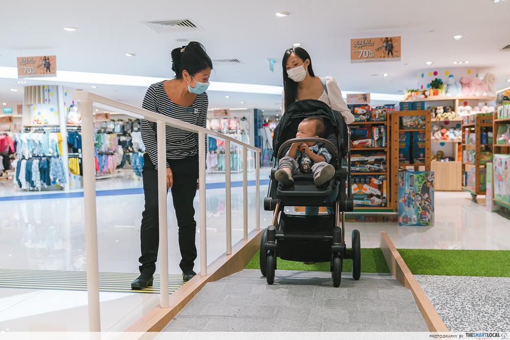 Mothercare Singapore - Nursery Advisor