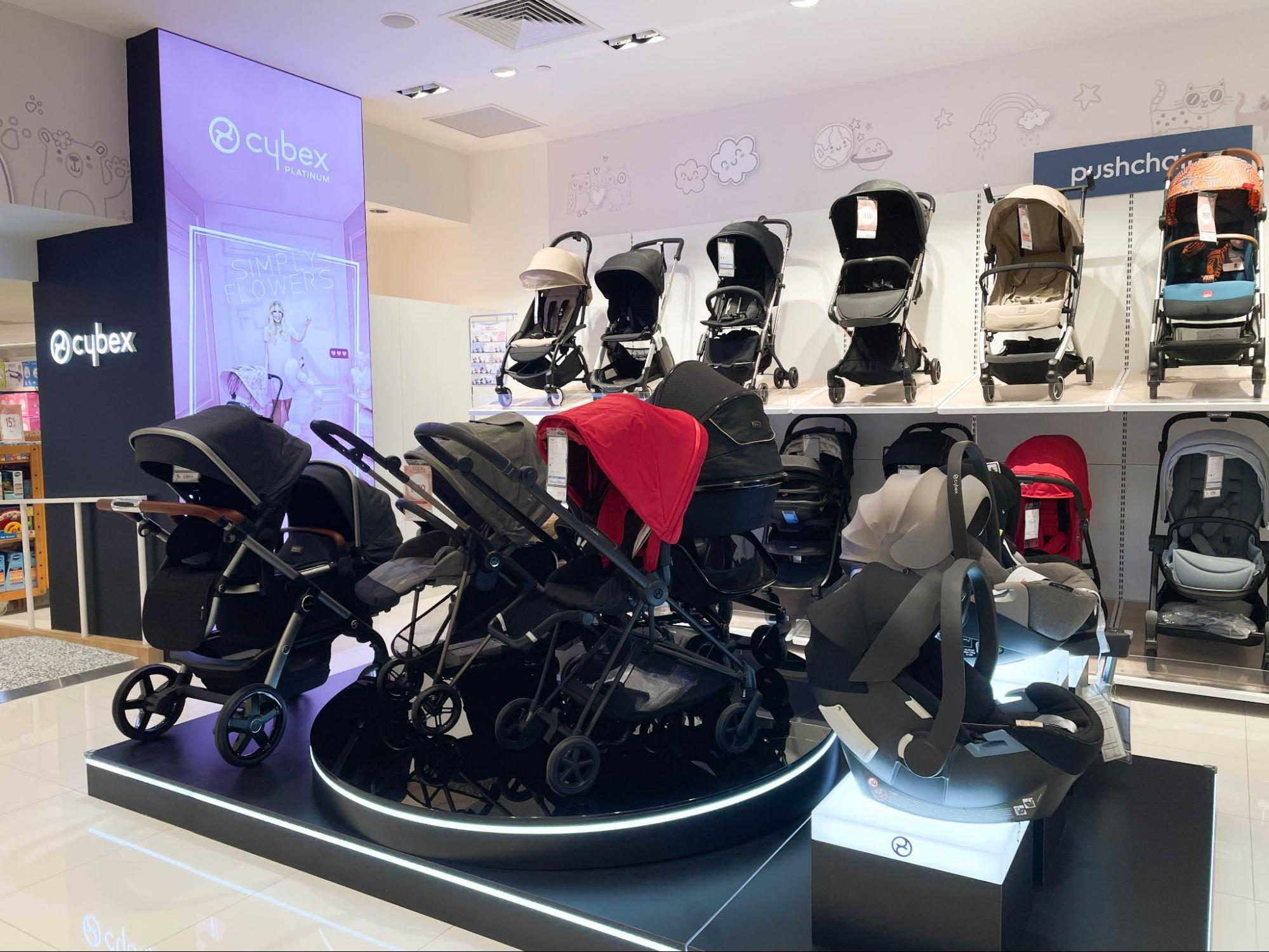 Mothercare Singapore Strollers