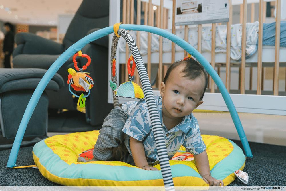 Singapore Baby Play Mat