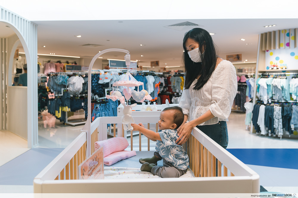 Mother Baby Singapore