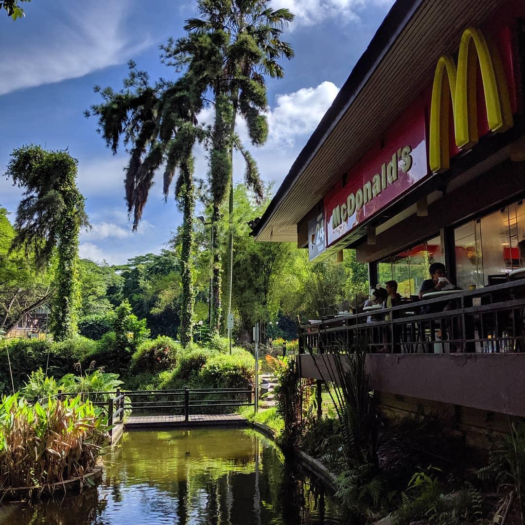 Queensway McDonald's
