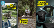 You Can Now Sign Up For A Jurassic World Half-Marathon, With AR Features And A Virtual Isla Nebular