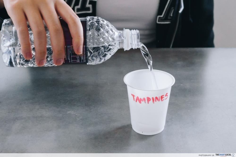 Ranking Household Tap Water - Tampines