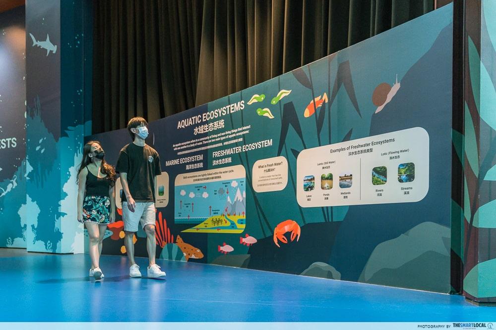 Sentosa SRV - SEA Aquarium Immersive Zone