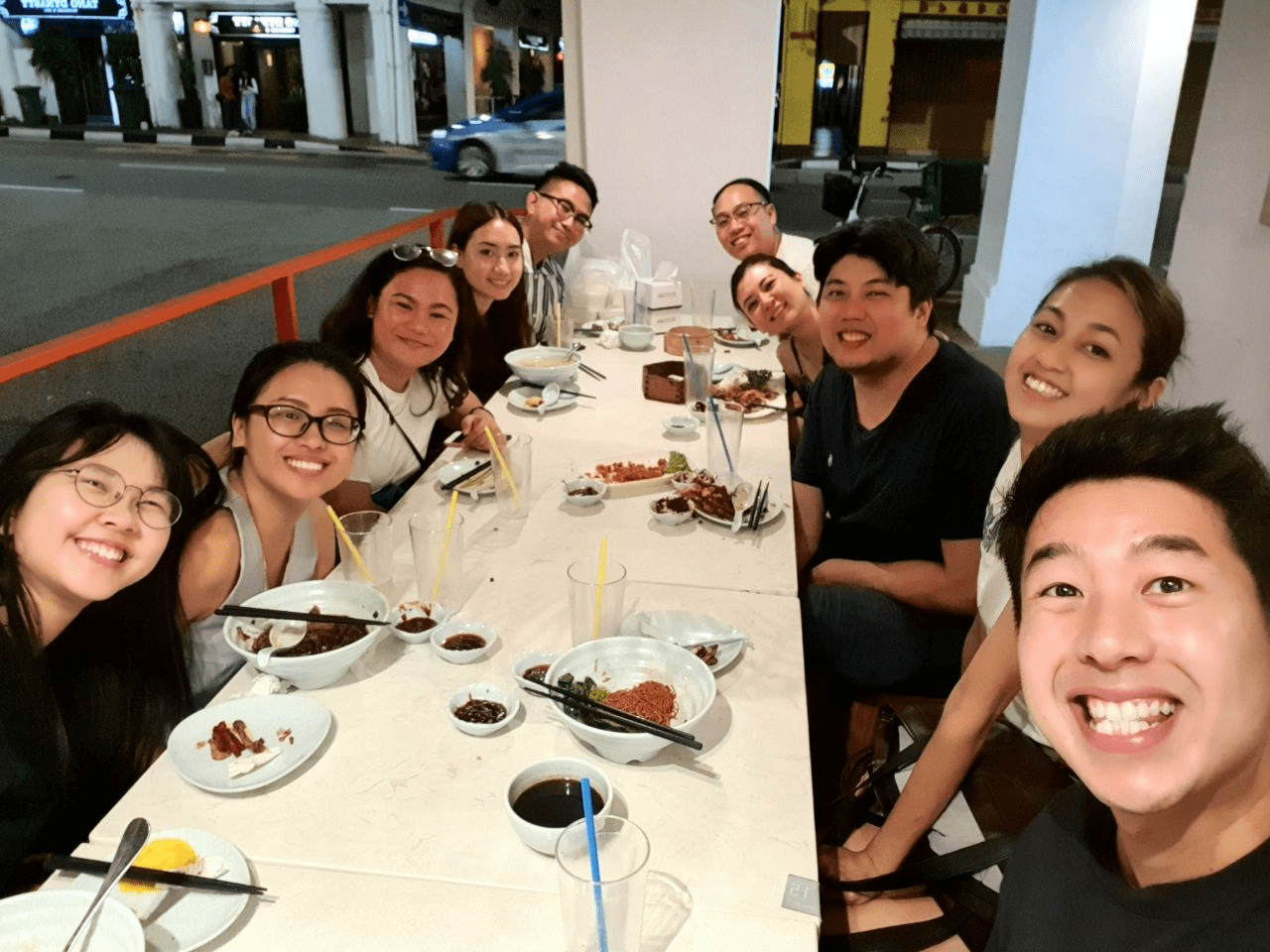 Southeast Asia Misconceptions - Team Dinner