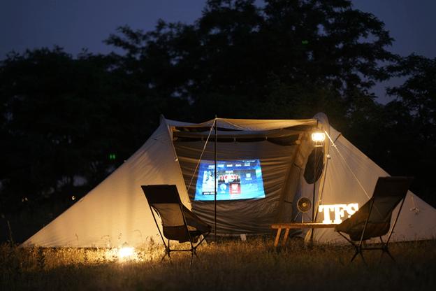 taobao maker festival - IMAX tent