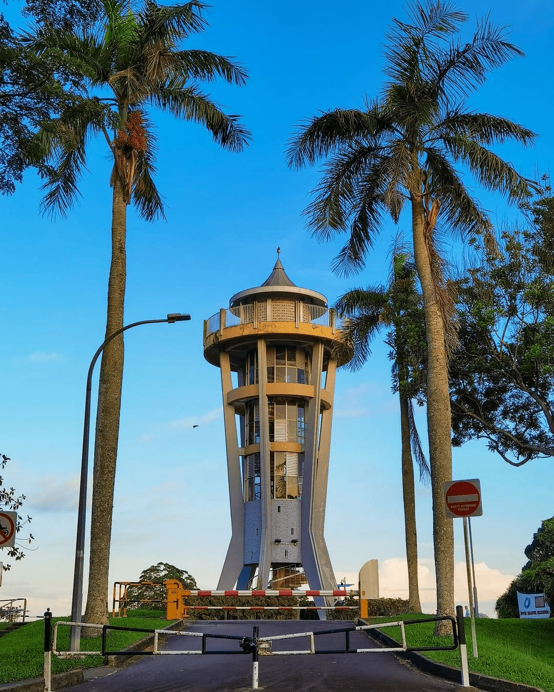 Upper Seletar Reservoir Park - Rocket Tower