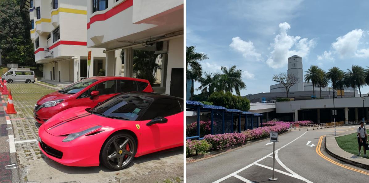 acs elite school - acs independent luxury car