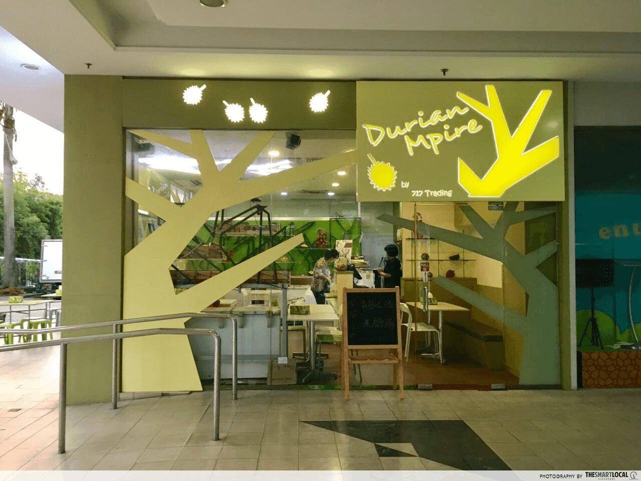 durian mpire