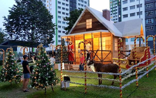 heartwarming stories singapore - carpenter of marsiling christmas