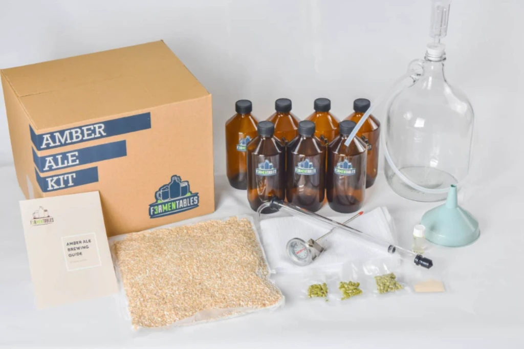home brewing beer singapore - fermentables kit