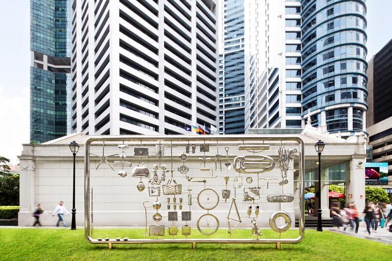 Unique sculptures in Singapore - All the Essentially Essential