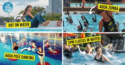 Aqua Sports In Singapore