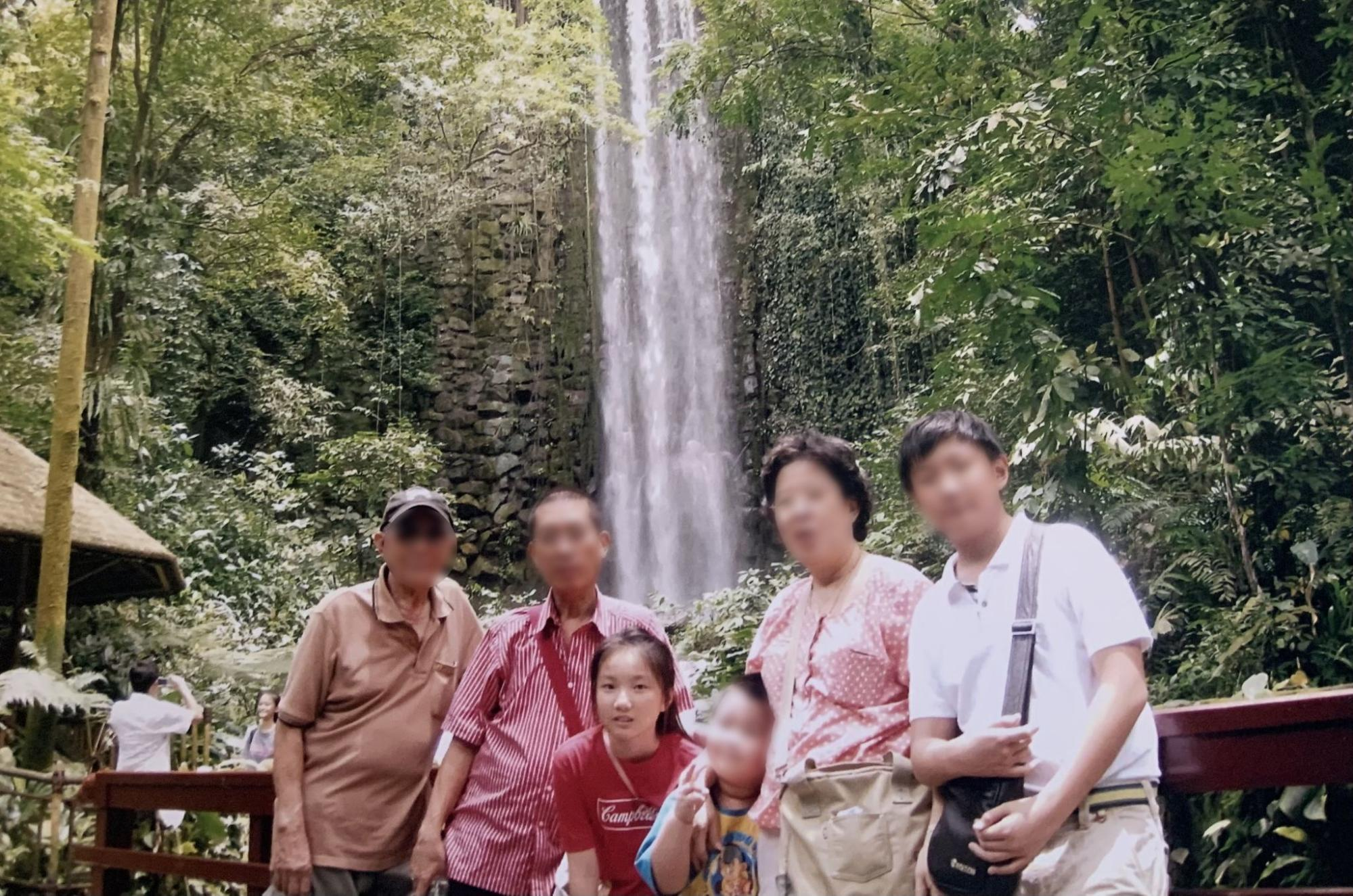 Reconnecting with my Mother Tongue - relatives