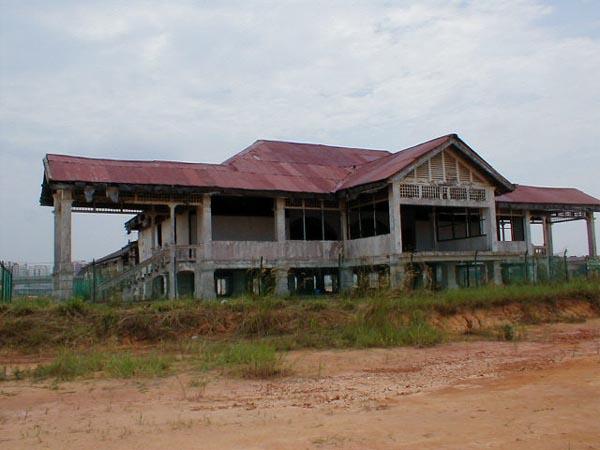matilda house singapore - delapidated