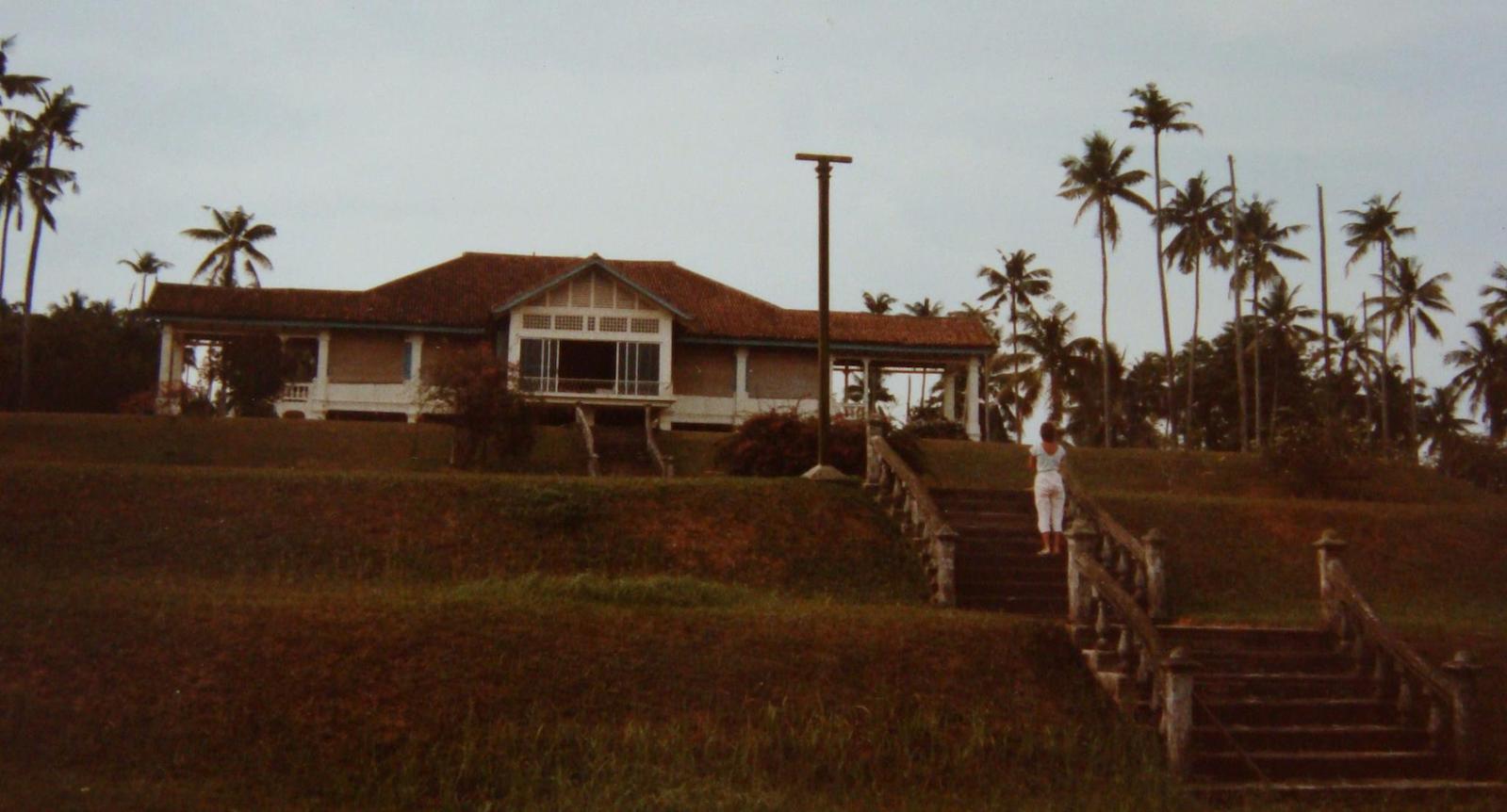 matilda house singapore - old photograph