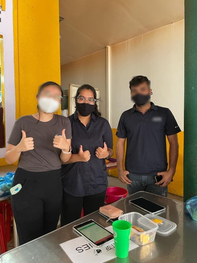 little india food project