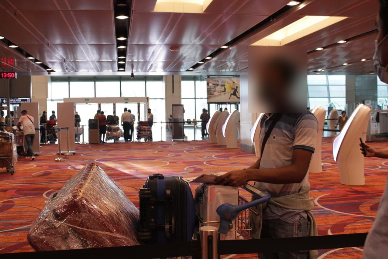 migrant workers in singapore