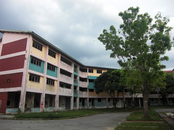 neo tiew estate abandoned