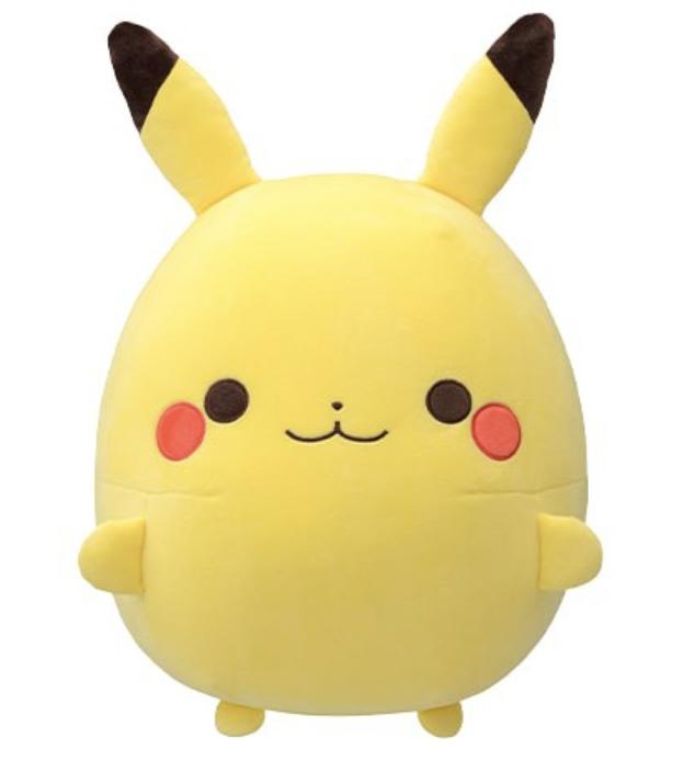 pokemon centre singapore plushies - pikachu