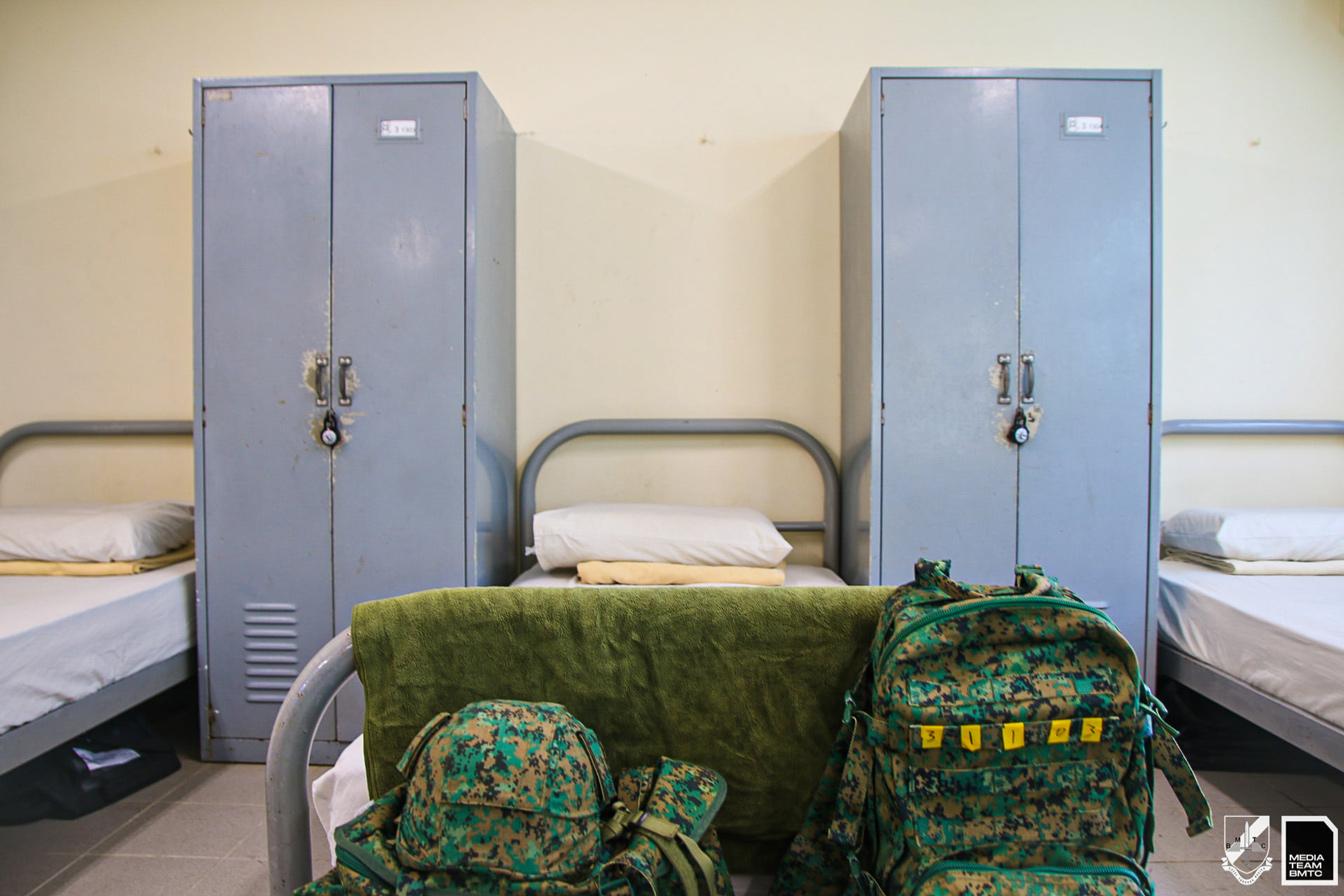 army bunks