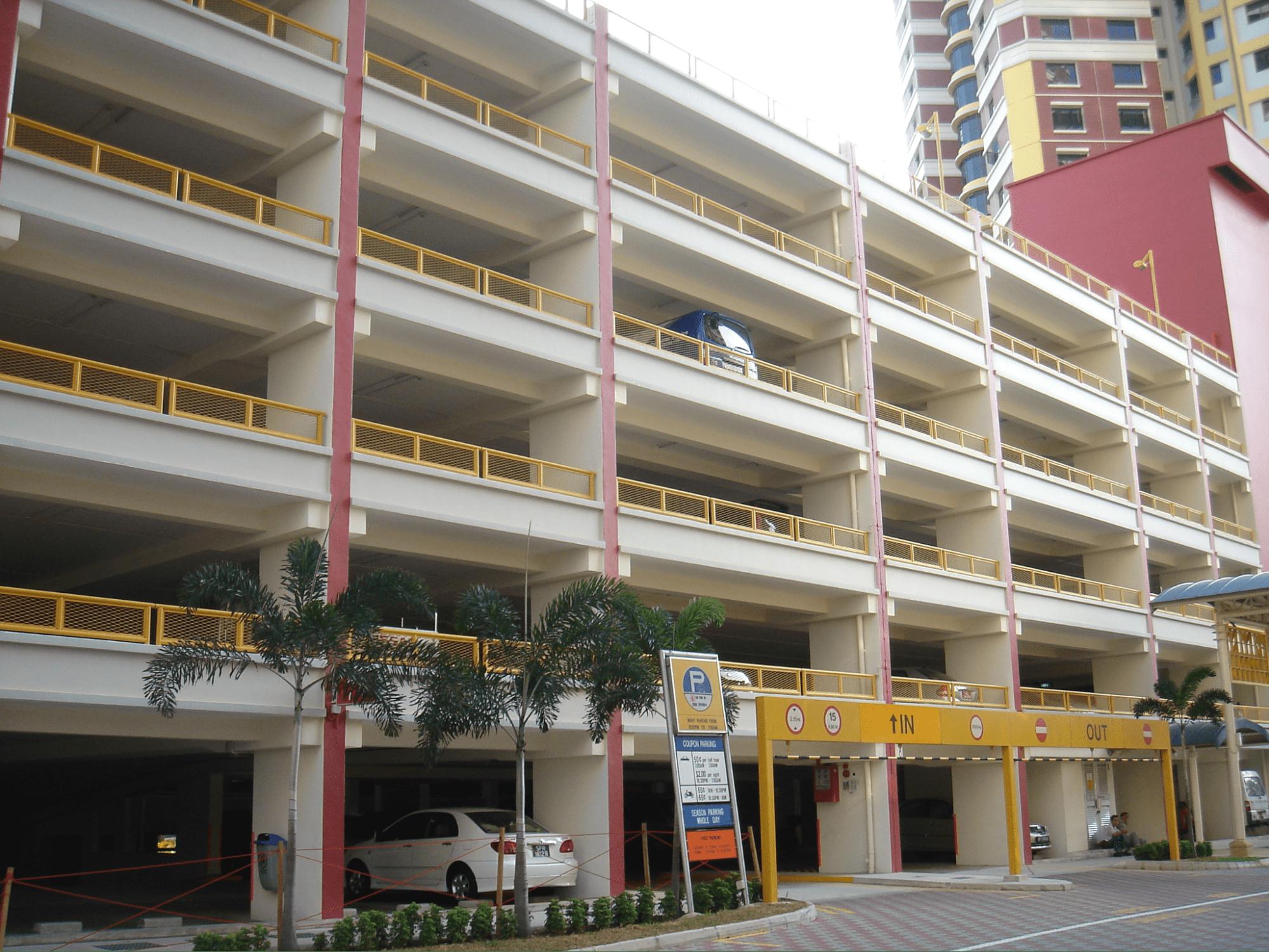 multistory carpark