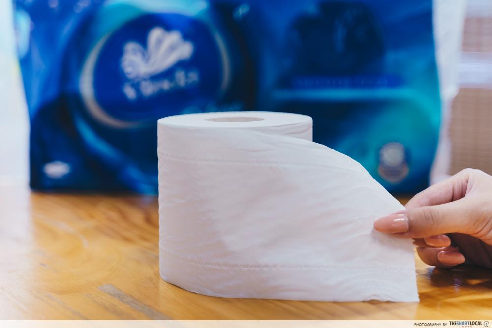 vinda deluxe toilet paper