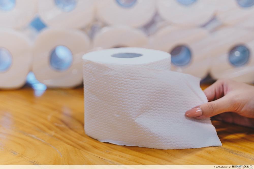 tsl toilet paper