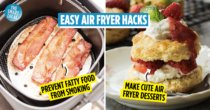 8 Air Fryer Hacks You Won't Find In The Manual To Masterchef Up Any Meal
