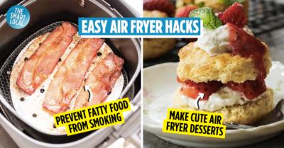 air fryer hacks - cover image