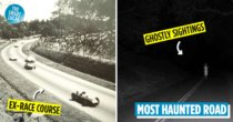Devil's Bend Road: Singapore's Own Highway To Hell With Said Ghost Sightings