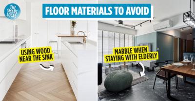 Flooring Mistakes Singapore Homes