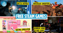 22 Free Steam Games To Play During Circuit Breaker From Co-Op Shooters To Horror-Themed Adventures