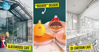 July New Cafes & Restaurants Cover Image