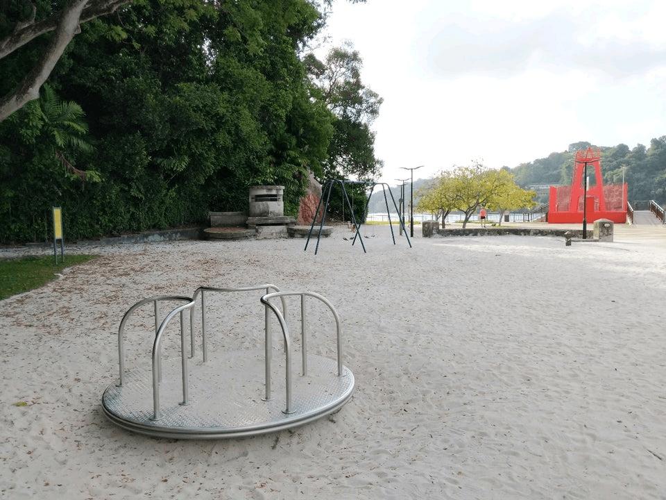 labrador park - playground