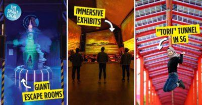 Singapore Discovery Centre cover image