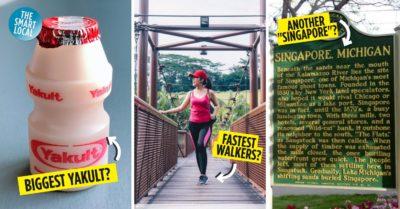 singapore yakult walking record michigan