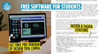 7 Free Software That Uni Students Can Download And Use To Your Advantage For Exams & Essays