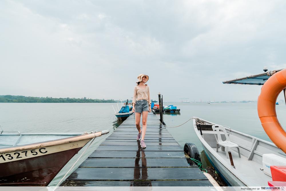 Jenal jetty