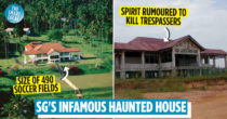 Matilda House: Haunted Abandoned Millionaire's Mansion Turned Exclusive Punggol Clubhouse