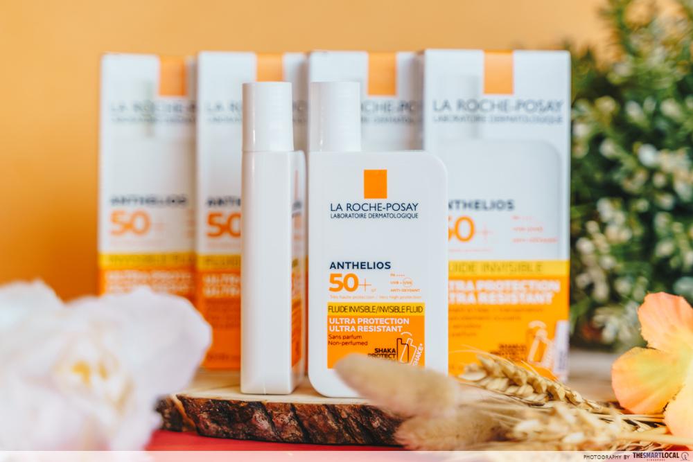 Anti-Ageing Beauty Hacks - La Roche Posay Sunscreen