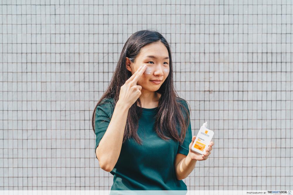 Anti-Ageing Beauty Hacks - Wearing Sunscreen