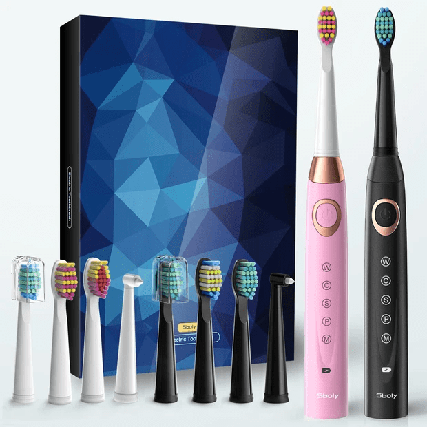 Best Electric Toothbrush - Sboly electric toothbrush