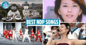 best ndp songs