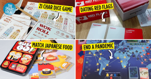 Board Games Card Games Singapore